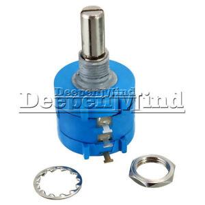 3590S-Ohm-Precision-Wirewound-Potentiometer-500R1K2K5K10K20K50K100K-Pot