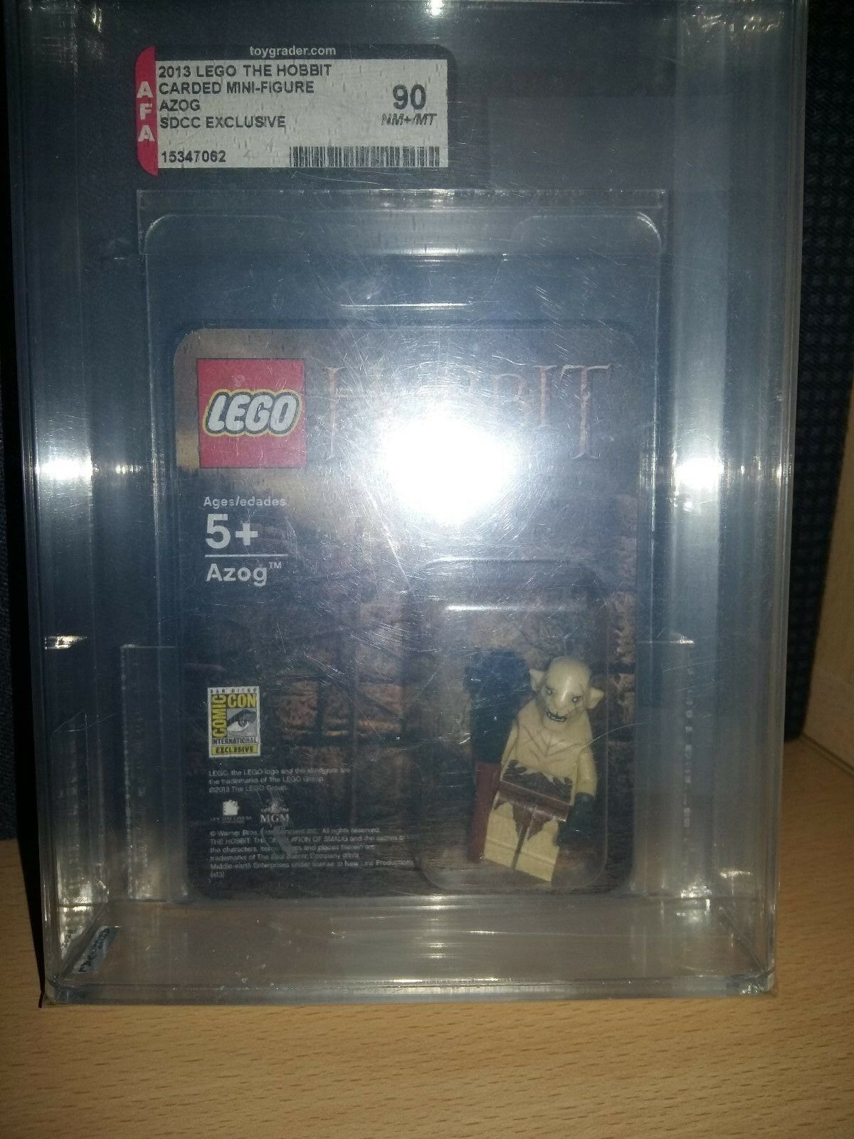 LEGO® Mini Azog - AFA 9.0 - Neu&OVP - Herr der Ringe