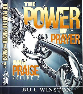 Power of Prayer and Praise Get Results Vol 1 - 3 - Bill Winston - 12 DVDs
