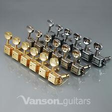 NEW Wilkinson WJ55 Tuners for Fender® Stratocaster®, Telecaster®* etc guitars