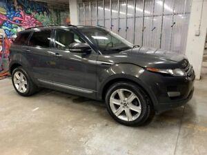 2013 Land Rover Range Rover Evoque Pure SUV, Crossover