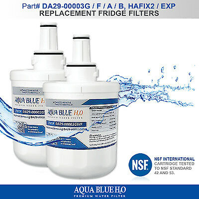SRS694GDSS SAMSUNG FRIDGE PREMIUM WATER FILTER REPLACEMENT DA29-00003G