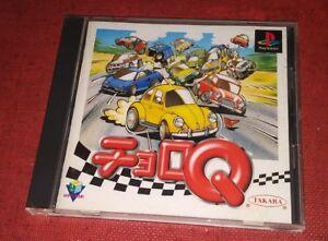 Choro-Q-Playstation-1-Japanese-Import-PS1-Japan-US-Seller