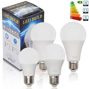 LED GU10 MR16 E14 E27 SMD COB Lampe Birne Leuchte Leuchtmittel Spot Licht 3W-9W