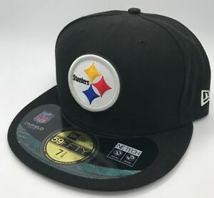 New-Era-NFL-59Fifty-Fitted-Team-Cap-Pittsburgh-Steelers