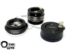 Nrg Steering Wheel Combo Kit Short Hub Adapter Quick Release Quick Lock Srk 120h
