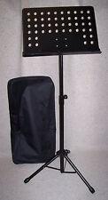 Leggio spartiti professionale con borsa - Specter MSC-20 linea Mirror