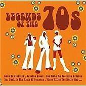 Legends of the '70s CD (2005) Value Guaranteed from eBay's biggest seller!