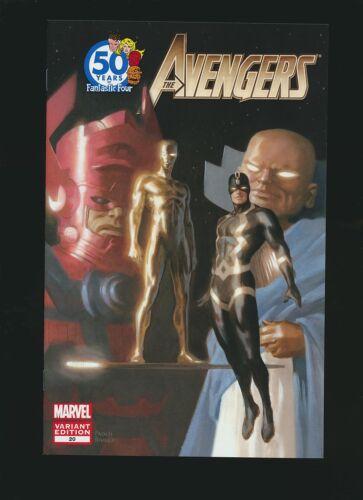 High Grade Rivera Variant Cover Avengers #20