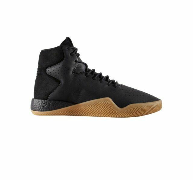 Size 9 - adidas Tubular Instinct Black Gum