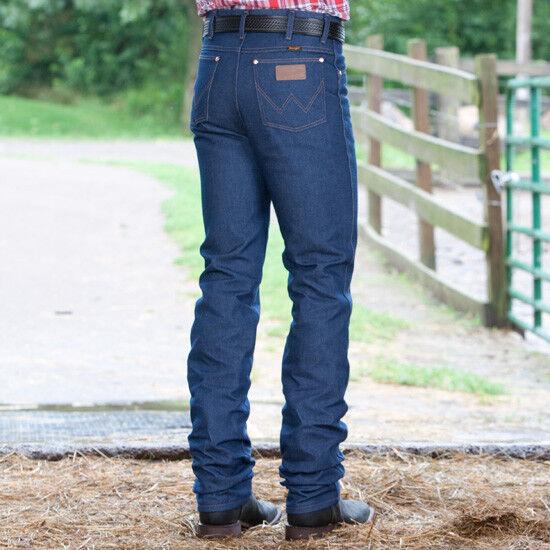 e139485d37e Wrangler 936 Cowboy Cut Rigid Slim Fit Jeans - 0936den 30 32