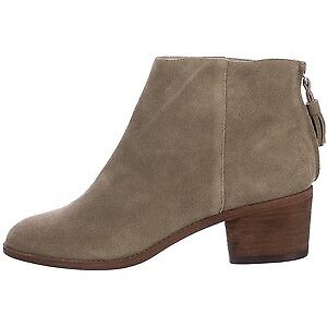 Calypso St. Barth Matt Bernson Back Damenschuhe Taupe Suede Zip Back Bernson Ankle Stiefel NEW 11M 0098cd