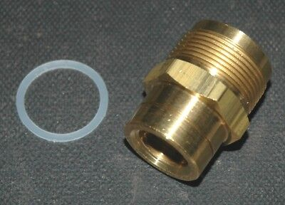1960/'S 80/'S FUEL INLET FITTING ROCHESTER 4MC 4MV 4BARREL CARBS 1-20 1//2-20 INLET