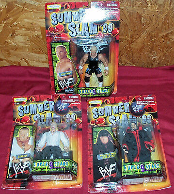 WWF SUMMER SLAM 99 Super Star Undertaker Ministy of Darkness