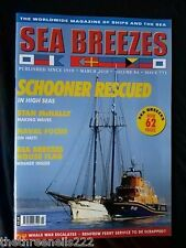 SEA BREEZES #771 - SCHONER RESCUED - MARCH 2010