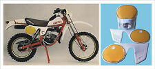 Kit tabelle Cagiva RX 125 1981 - adesivi/adhesives/stickers/decal
