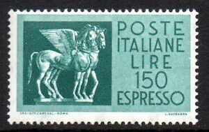 "Italy - 1966 Express mail stamp Mi. 1203 MNH - Enschede, Nederland - Italy - 1966 Express mail stamp Mi. 1203 MNH Click the button below to view more Italy lots from our extensive offerings. After clicking select ""Italy"" in the blue side-bar on the left. Our lots start at just €0,25 Combine up to 10 - Enschede, Nederland"