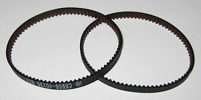 """Small 2.5/"""" Dia - 5//32/"""" Wide - 13 Teeth // in 2 X Hobby Motor Drive Belts"""