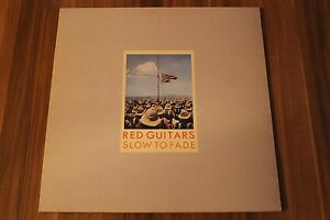 Red-Guitars-Slow-To-Fade-1984-Vinyl-Self-Drive-Records-SCAR-LP-1