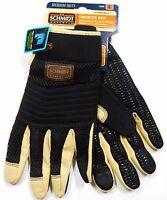 C.e. Schmidt Work Wear Large Men's Enhanced Grip Work Gloves Brand