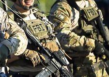 KANDAHAR-WHACKER© AFGHAN NATIONAL ARMY ANA FBI HRT TRAINING TEAM vel©®Ø SSI: FBI