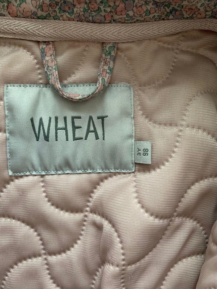 Termotøj, Termojakke, Wheat