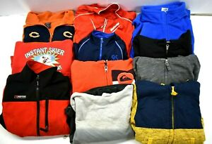 Kids-Boy-039-s-Size-8-Various-Brands-amp-Styles-Long-Sleeve-Winter-Jackets-Lot-of-11