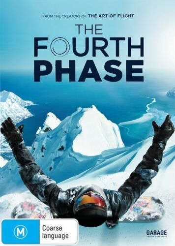 1 of 1 - The Fourth Phase (DVD, 2016) R4 New Stock, Genuine & unSealed (D172/D175)