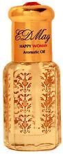 EDMay HAPPY WOMAN Patchouli Aromatic & Fragrance Body Oil Skin-safe Perfume 6 ml