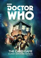 Doctor Who: The Card Game 2nd Edition Psi Cb72107