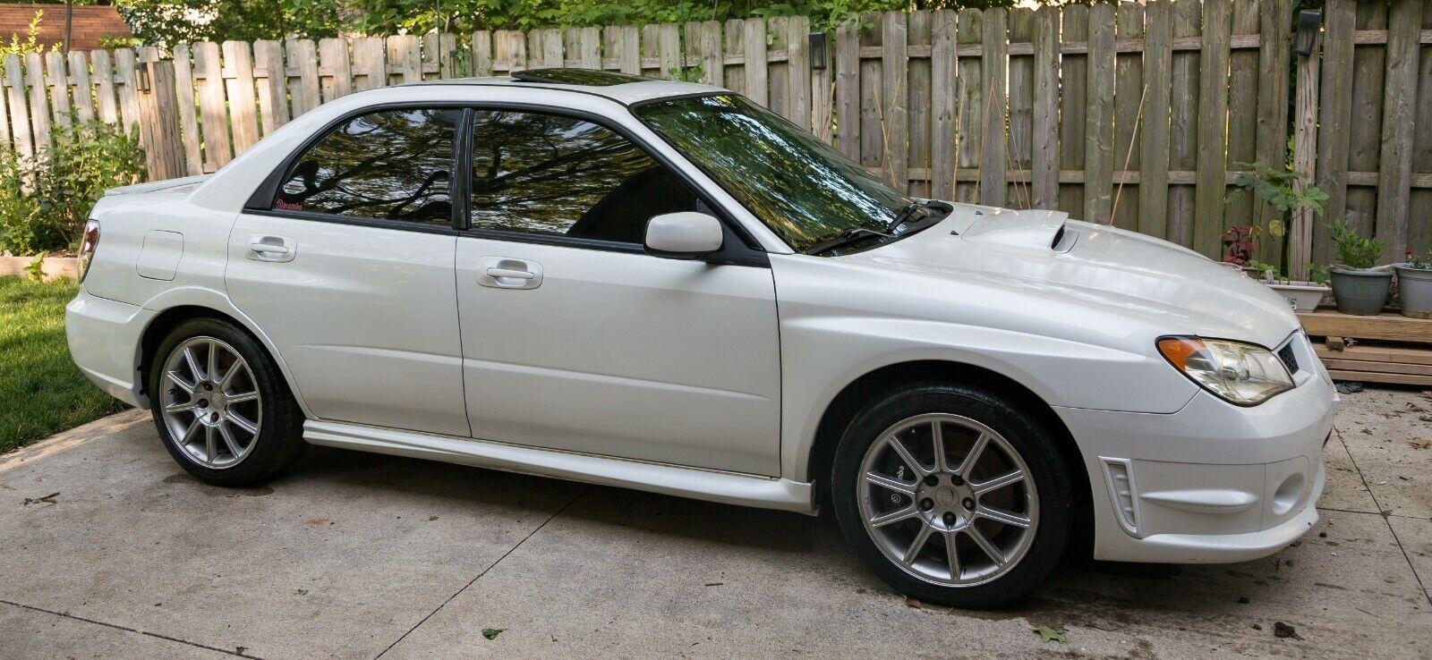 2007 Subaru WRX WRX Sti Limited
