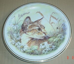 Lovely-Churchill-Sampsonite-Cat-Plate