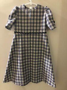 Size 2 New Handmade Homemade Modest Mennonite Girls Dress Ebay