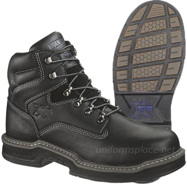 0baafa08884 Wolverine Work Boots Raider 6