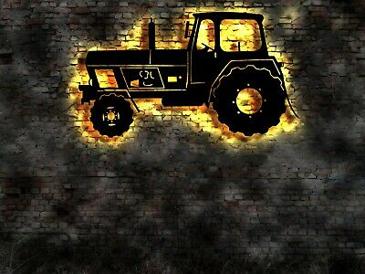 Bauernhof blau Traktor ZT 303 A