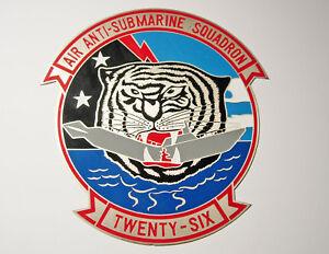 VS-26 AntiSubmarine Squadron Patch