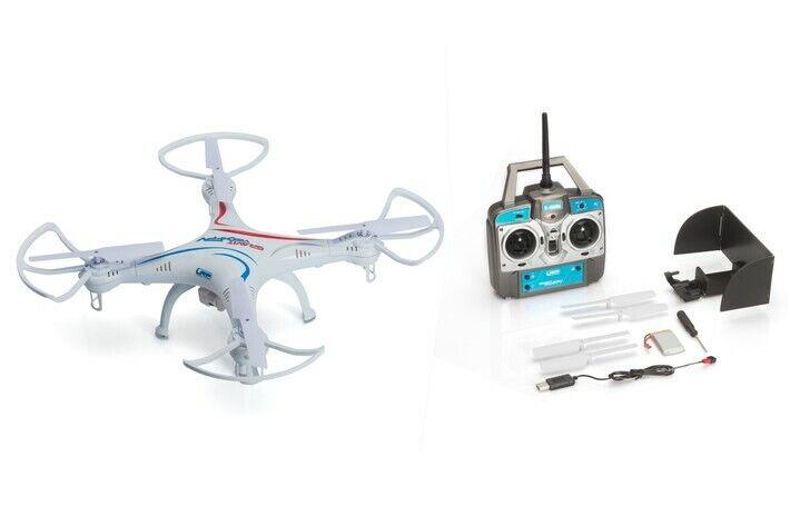Lrp  Gravit Vision FPV 2.4GHz Quadricottero RTF con Wlan-telecamera - Mode 2 220707  al prezzo più basso