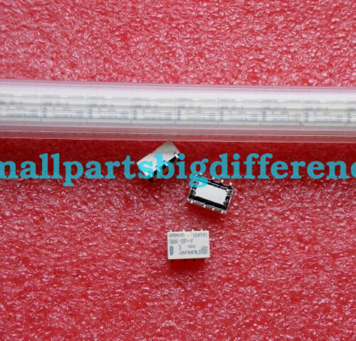 20//50//100pcs G6K-2F-Y-3VDC New SMD 8Pins Relay 3V DC3V Wholesaler