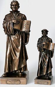 figur,martin luther,luther,statue,27cm,17cm,reformator,lutherjahr 2017,bronziert