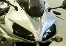 Honda '06-07 CBR 1000RR Dark Headlight Covers / Protectors CBR1000RR 2007 2006