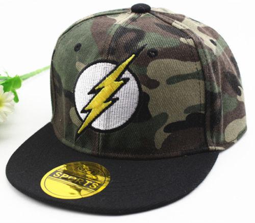 flashman Boy Girl school Baseball Cap Kids Snapback Children child Hat uk stock