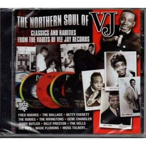 NORTHERN-SOUL-OF-VEE-JAY-Various-Artists-NEW-amp-SEALED-CD-OUTTA-SIGHT-CHICAGO
