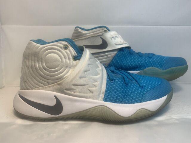 sale retailer ed4a8 63ecf Nike Kyrie 2 XMAS Christmas Men's SIZE 10.5 Obsidian Blue Lagoon 823108 144