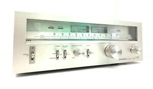 PIONEER-TX-8500-II-AM-FM-Stereo-Analogue-Tuner-Vintage-1977-High-End-Like-New