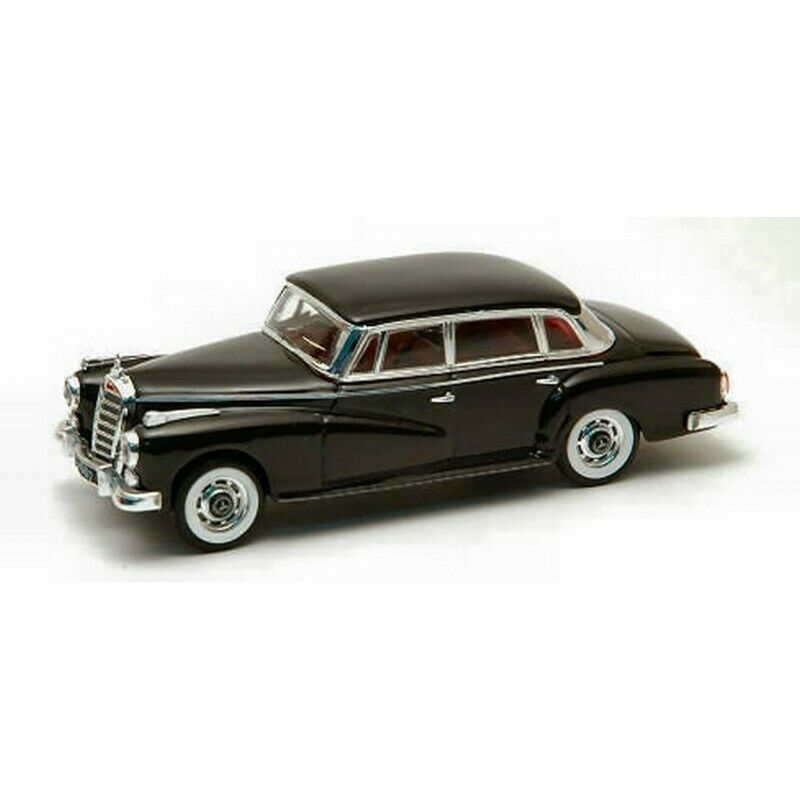 Rio ri4090 Mercedes Adenauer 1951 Black 1 43 Model Die Cast Model compatibil