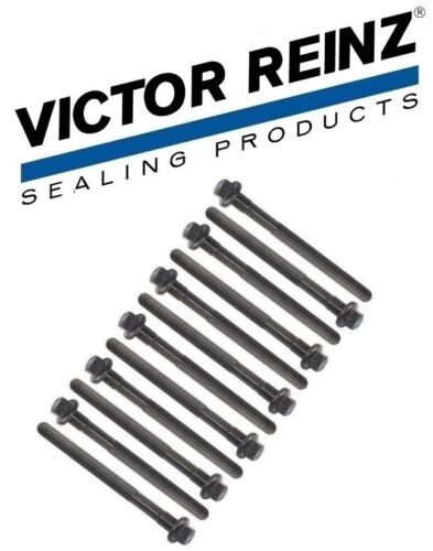 For Set Of 12-Head Bolts TOP Quality Engine Cylinder Head Bolt Set Volvo