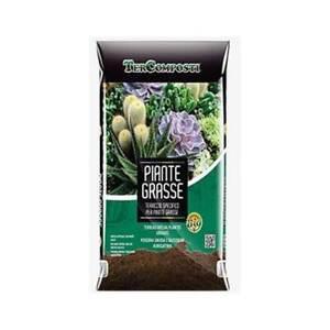 Terriccio specifico per Piante Grasse, Cactus, Succulente 10L TERCOMPOSTI