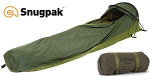Image is loading Snugpak-STRATOSPHERE-Lightweight-One-Man-Bivvi-Tent-with-  sc 1 st  eBay & Snugpak STRATOSPHERE Lightweight One Man Bivvi / Tent with ...