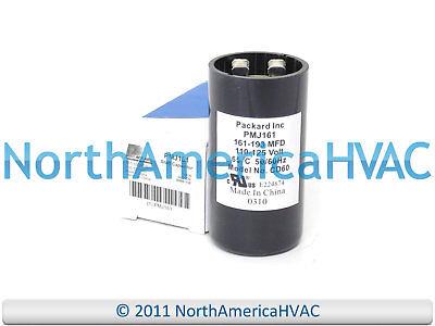 PMJ161 110-125V Start Capacitor 161-193 MFD Original Version