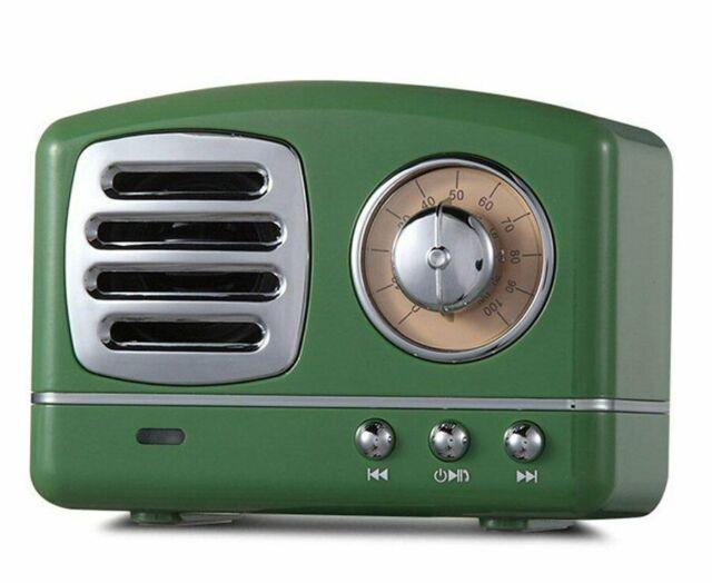 Time Traveler retro Green Machine loaded with 10,000+ OTR programs w/Bluetooth
